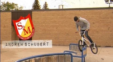 Andrew Schubert Welcome to S&M