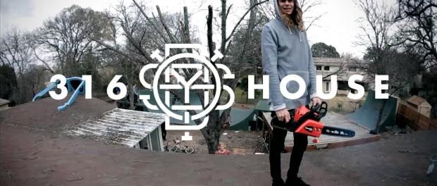 BMX – 316 House featuring Tom Dugan, Aaron Ross, Mat Houck, Jared Swafford and Jabari Winters