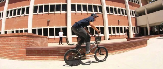 BMX – Aaron Ross, Broc Raiford, Gary Young & Grant Germain