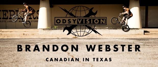 BMX – Brandon Webster – Canadian in Texas