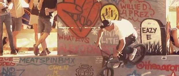 BMX – Chad Kerley – Texas Toast Jam 2012