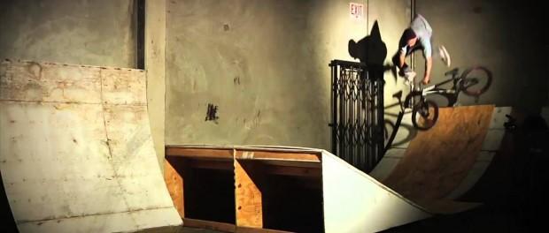 BMX – Eric Lichtenberger – Warehouse Session