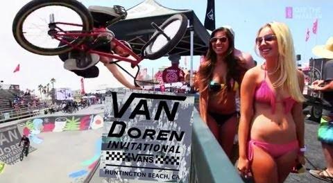 BMX & Girls: Vans US Open – Van Doren Invitational