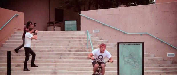 BMX – Justin Simpson, Gary Young, George Boyd and Jim Bauer – New Mexico