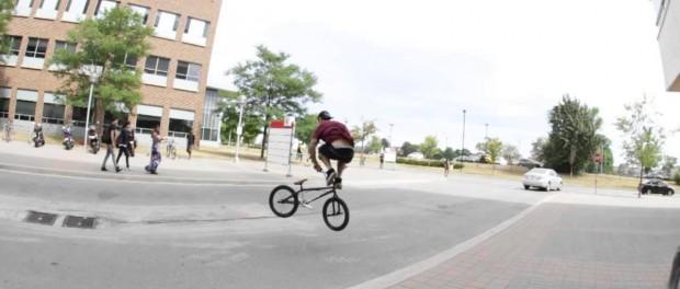 BMX – Lee Dennis speed line from Toronto