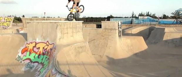 BMX – Sean Sexton & Chase Hawk – Cayman Islands