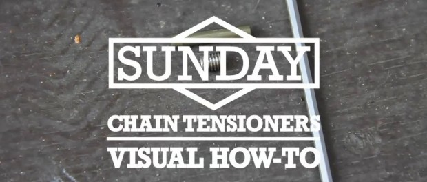 BMX – Visual How-To: Sunday Chain Tensioners
