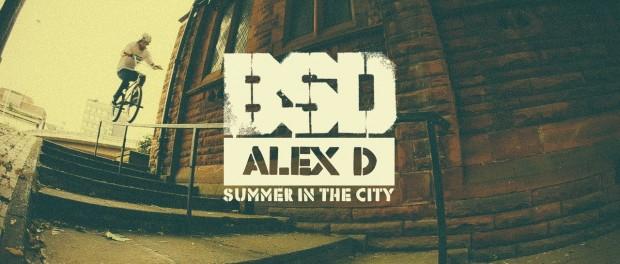 BSD – Alex D – Summer in the City