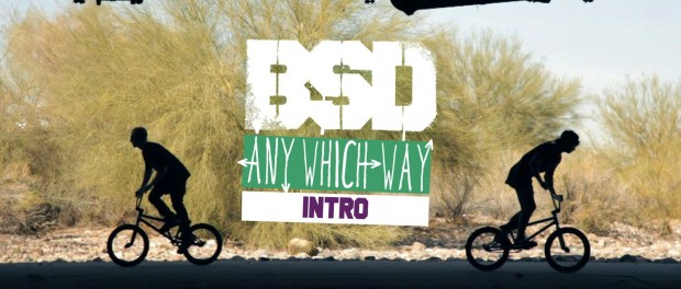 BSD 'Any Which Way' Intro