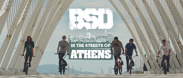 BSD 'In the streets of ATHENS'