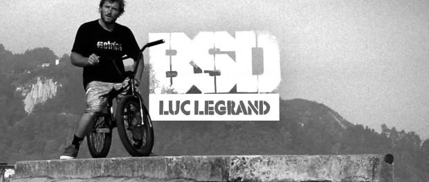 BSD – Luc LeGrand