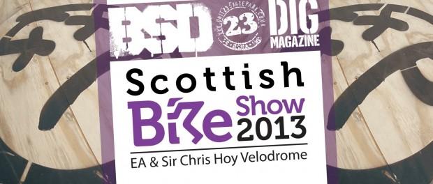 BSD – Scottish Bike Show 2013