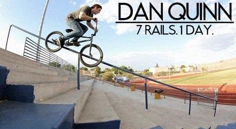 Dan Quinn – Seven Rails / One Day