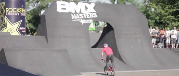 Daniel Dhers – Crazy Contest Run! BMX!
