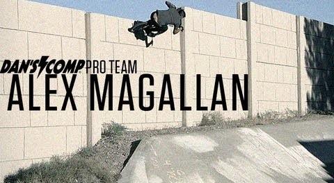 Dan's Comp Pro Team: Alex Magallan
