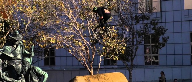 DEW TOUR BMX DIRT 2013 (Dennis Enarson, Daniel Sandoval, Kyle Baldock)
