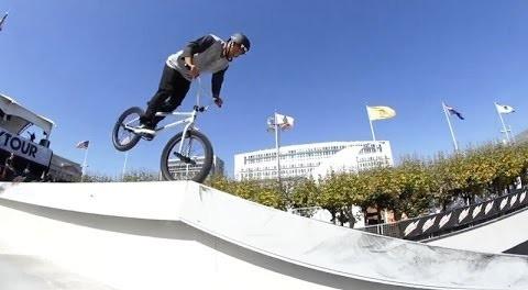 DEW TOUR BMX STREET 2013 VIDEO