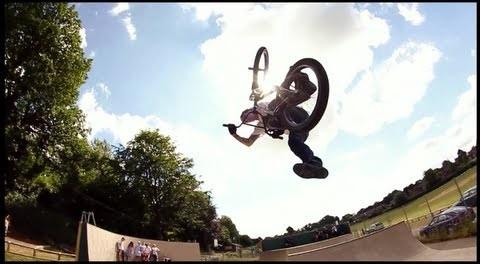 Federal Bikes – Mark Love 2013