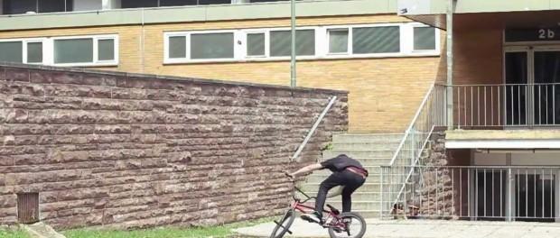 Federal BMX – Bruno Hoffmann Frame Promo