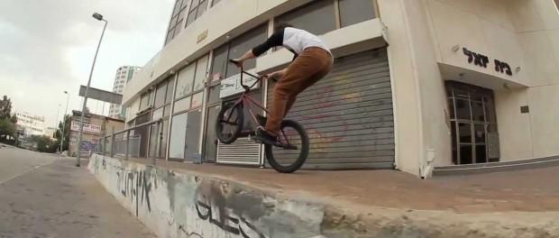 Federal BMX – Bruno Hoffmann Tel Aviv-X-BCN