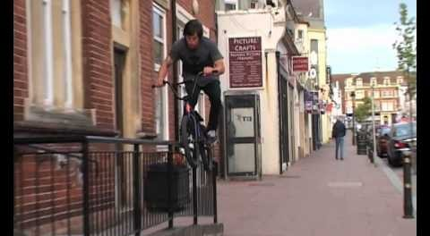 Federal BMX – Jordan Aleppo 'Welcome To The Team'