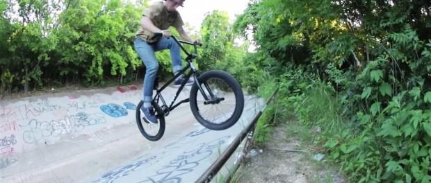 Federal BMX Josh Dissinger edit