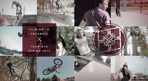 Filming in Progress – FIT DVD Promo