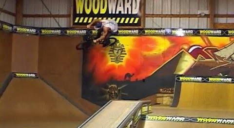 HOODWARD: TERIO RIDES BMX.