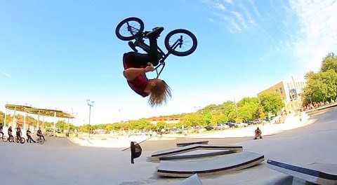 INSTAGRAM SLAM 14: TYLER FERNENGEL & THE ALBES BMX TEAM