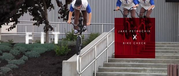 Jake Petruchik Bike Check