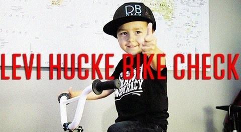 Levi Hucke Bike Check