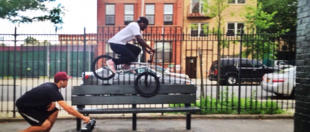 Nigel Sylvester – Ridin' With That Work (Feat. French Montana)