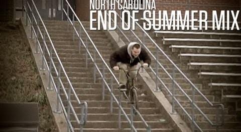 North Carolina End of Summer Mix
