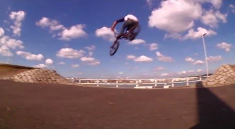 Phil Aller & Vince Mayne – VANS UK BMX VIDEO