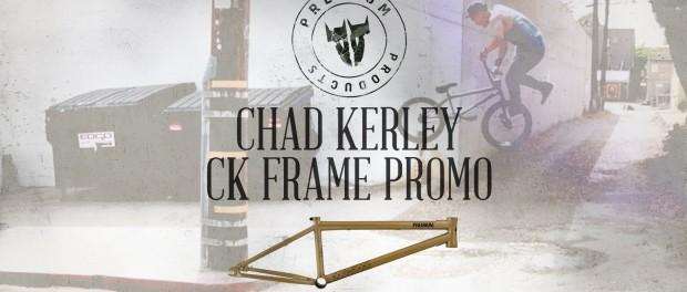 Premium BMX – Chad Kerley CK Frame Promo