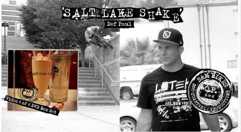Salt Lake Shake – Def Paul