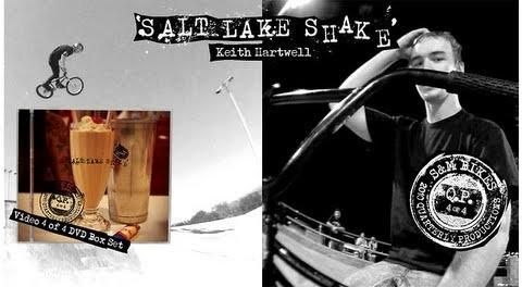 Salt Lake Shake – Keith Hartwell