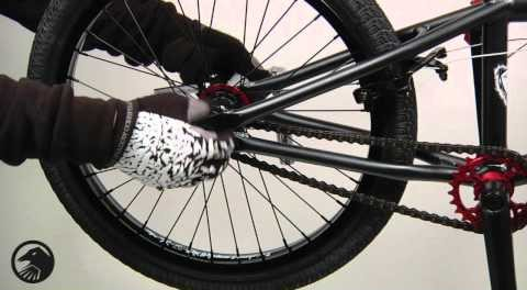 Shadow Part Instructions – Alloy Nuts
