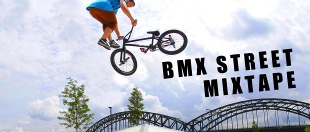 Sick BMX STREET MIX – by WOOZYBMX