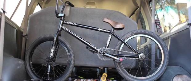Subrosa- Hoang Tran Bike Check