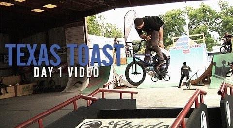 Texas Toast – Day 1 Video