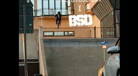 Thijs Vervaeck – The Bridge BMX X BSD