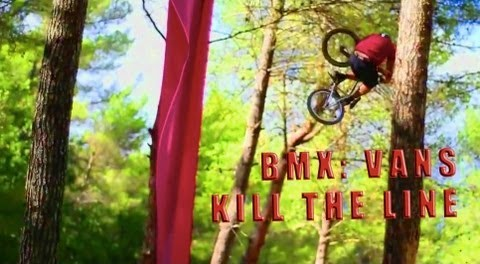 VANS BMX – KILL THE LINE 2013 – Dirt Contest Trailer