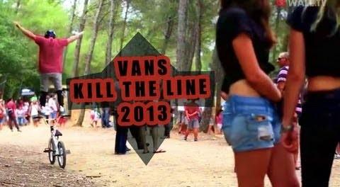 VANS BMX: KILL THE LINE 2013 – Dirt Jump Contest