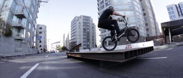 Video: Dew Tour Downhill/Streetstyle Practice | Ride BMX