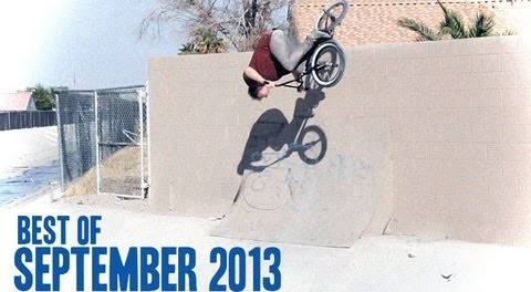 Vital BMX Best of September 2013