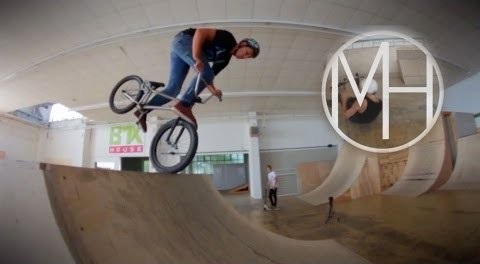 Awesome Park Session by Malte Hoffmann – BMX