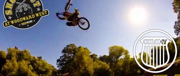 BMX: Colony – Woodward West Shootout 2013