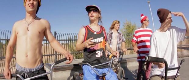 BMX – INSTAGRAM SLAM 16 – BSD HALLOWEEN ( Kriss Kyle, David Grant, Tony Malouf, Dan Paley)