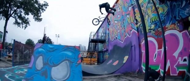BMX: Red Bull Urban Rhythm